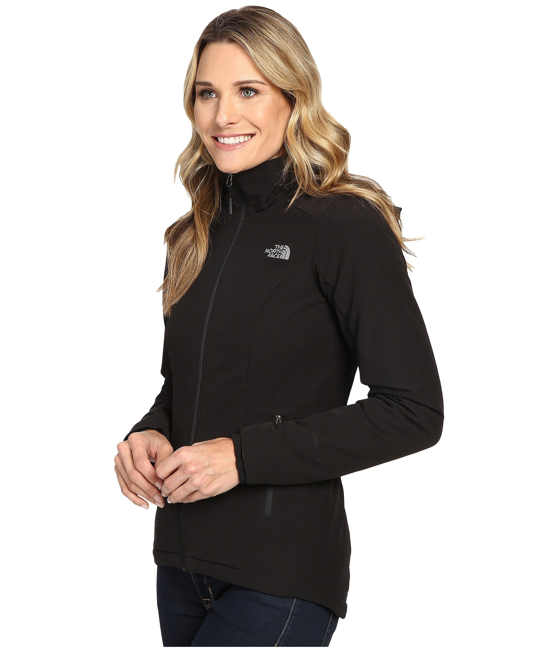 The Shelbe Tnf Face Raschel Black North Hoodie w8awP4