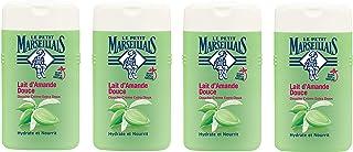 Le Petit Marseillais ducha crema Extra suave Leche almendra dulce 250 ml – juego de 4