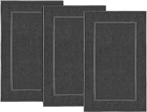 "Simpli-Magic 79150 Hand Towels 21""x34"" Grey 79180"