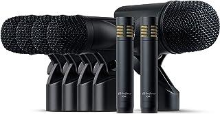 PreSonus DM-7: Complete Drum Microphone Set for Recording and Live Sound, XLR MIC