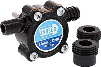 Jabsco 17250-0003,  Self Priming Electric Drill Pump