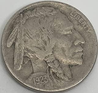1923 P Buffalo Nickel Very Fine