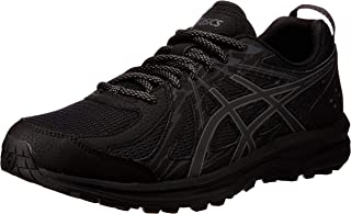ASICS Australia Frequent Trail Men's Running Shoe, Black/Carbon