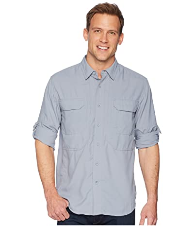 Royal Robbins Bug Barrier Expedition Long Sleeve Shirt (Tradewinds) Men