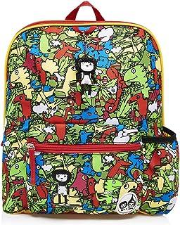 حقائب ظهر للأطفال بسحاب وزوي متوسطة الحجم (3 سنوات)