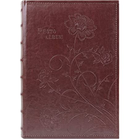 MARTINIQUE Free Shipping Handmade Leather Travel Photo Album Color