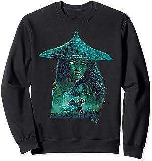 Disney Raya and the Last Dragon Warrior of Kumandra Sweatshirt
