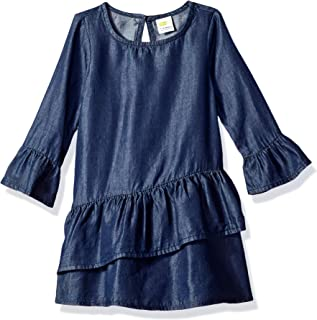 Crazy 8 Baby Girls Casual Woven Dress