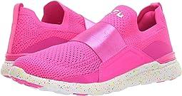 Neon Pink/White/Speckle