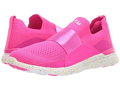 Athletic Propulsion Labs (APL) Techloom Bliss (Neon Pink/White/Speckle) Women