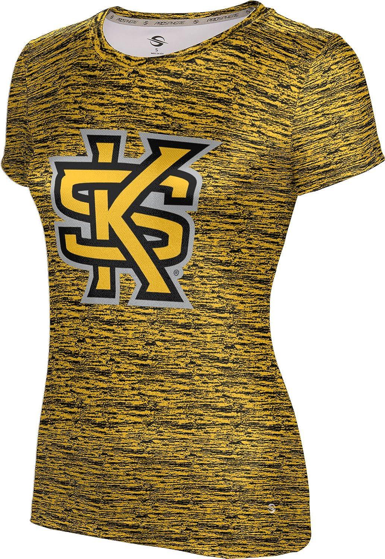 ProSphere Kennesaw State University Girls' Performance T-Shirt (Brushed)