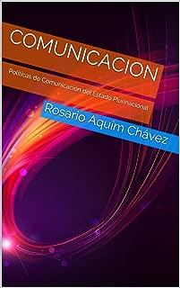 COMUNICACION: Políticas de Comunicación del Estado Plurinacional (Ensayos nº 1) (Spanish Edition)