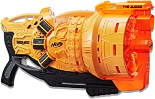 Nerf Doomlands - The Judge Blaster - 30 Dart Revolving Drum - inc 30 official Darts - Kids Toys & Outdoor games - Ages 8+