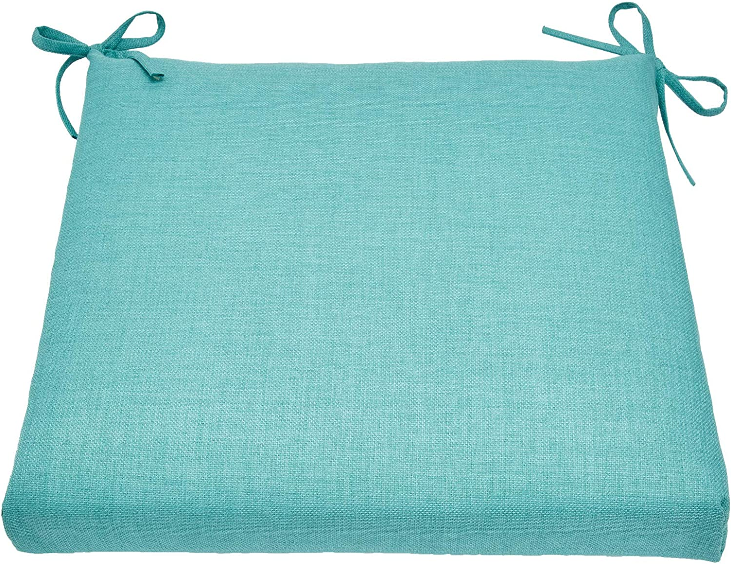 BrylaneHome Inventory cleanup selling sale Patio Chair Cushion latest Haze Blue