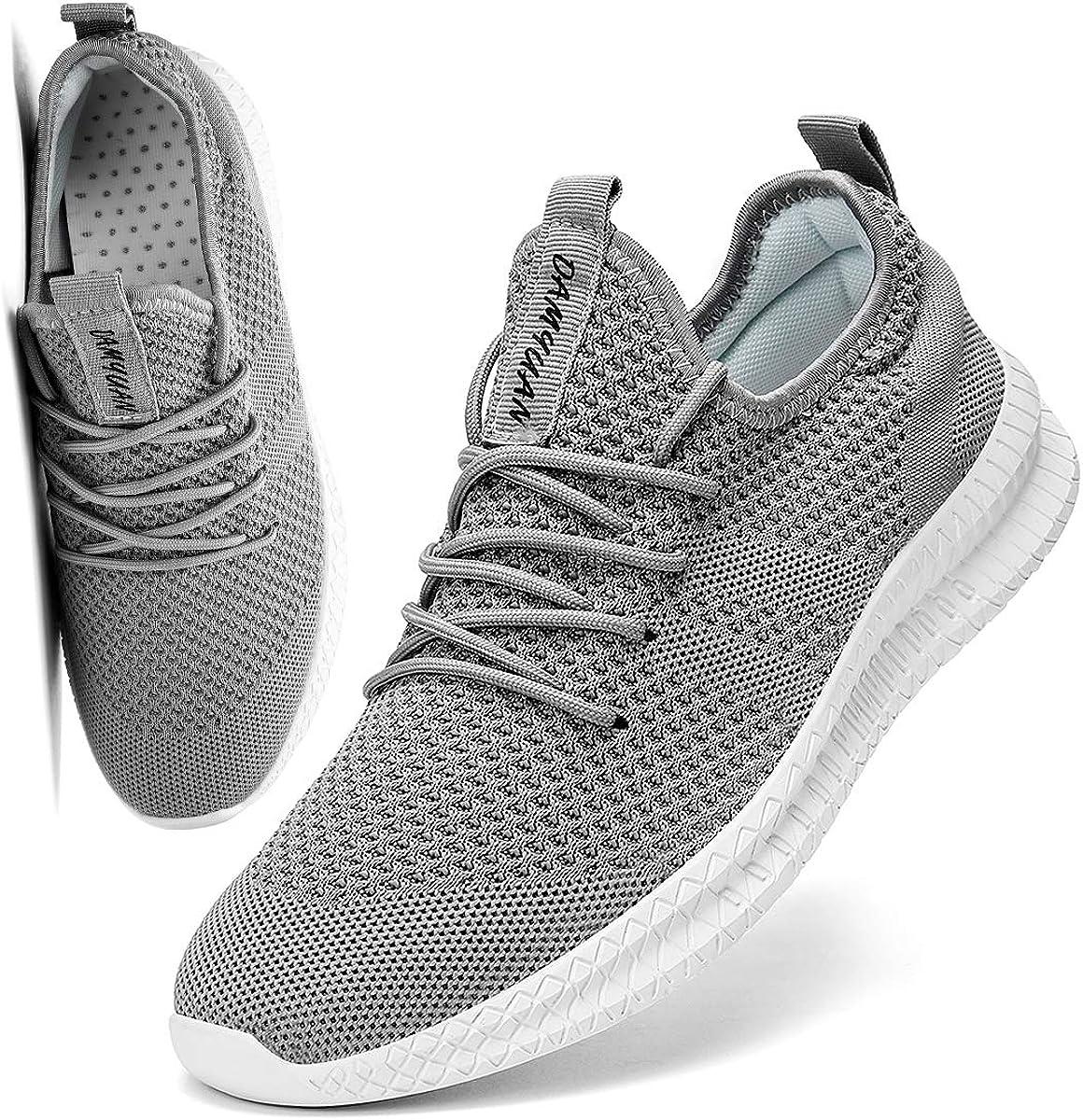 FUJEAK Men Running Shoes Spo favorite Breathable Walking Casual Max 53% OFF