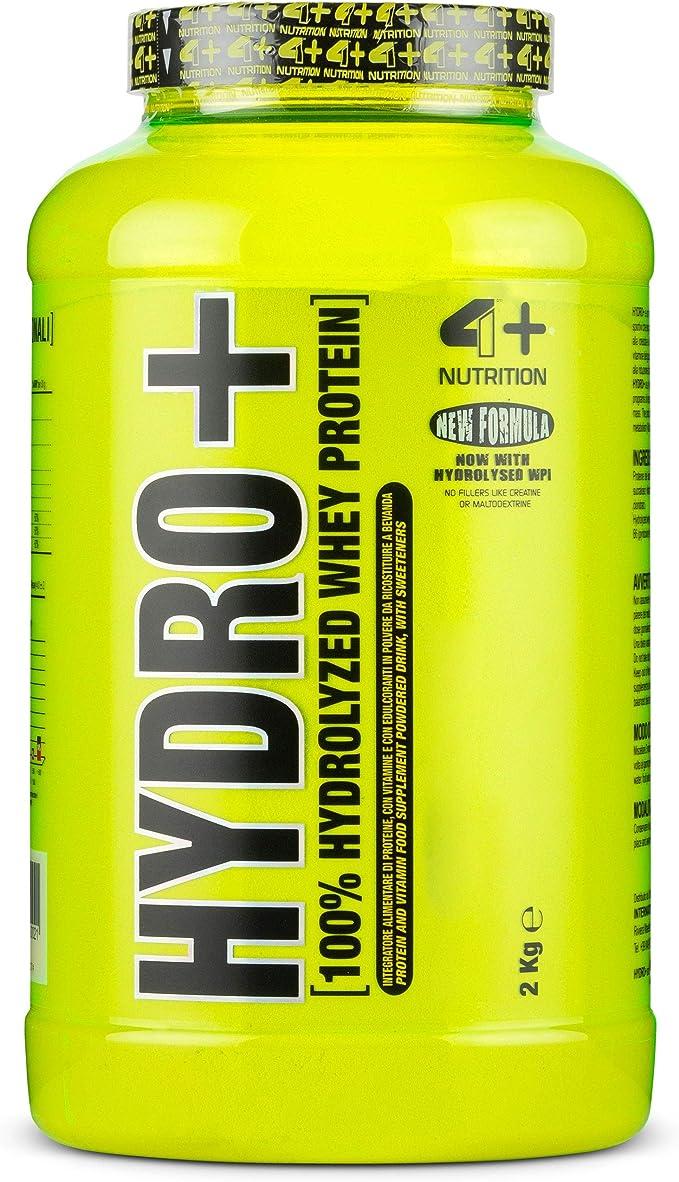 4 Sport Nutrition Hydro 2000g 2kg Hydrolysed Whey Proteins ...
