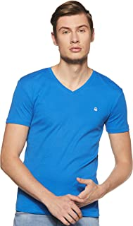 United Colors of Benetton Men's Plain Regular fit T-Shirt