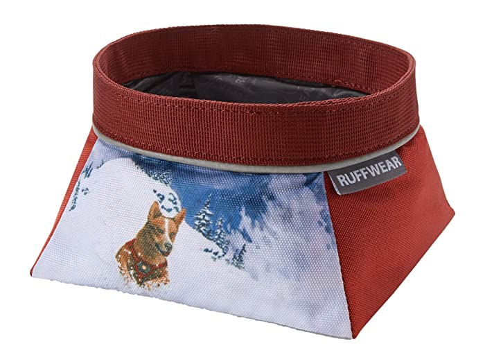 Artist Series Quenchertm Bowl (Mount Bailey) Dog Accessories