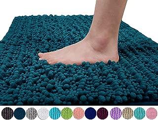 bath rugs teal