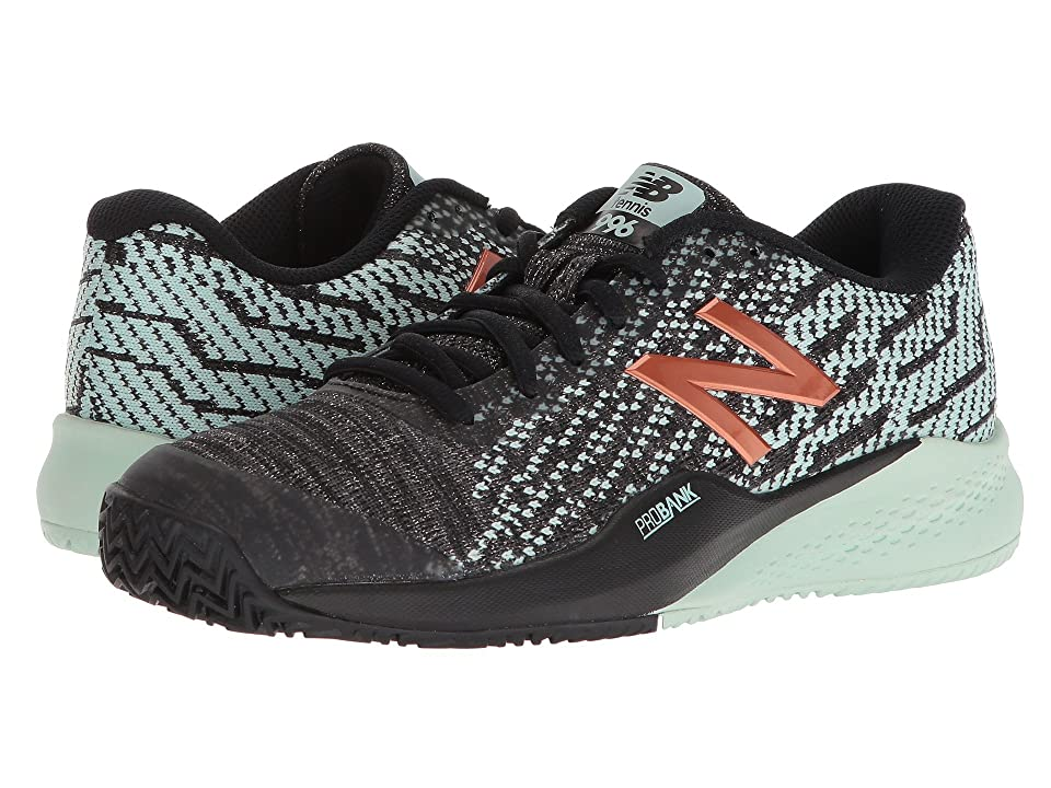New Balance WCY996v3 (Black/Seafoam) Women