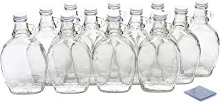 Best empty syrup bottles Reviews