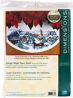 Best tree skirt cross stitch Reviews