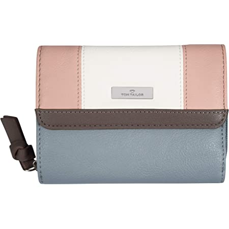 TOM TAILOR bags JUNA Damen Geldbörse one size, 14x4x10