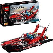 LEGO Technic Power Boat 42089 Building Kit, 2019 (174 Pieces)