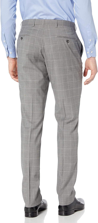 DKNY mens Slim Fit Soft Suit