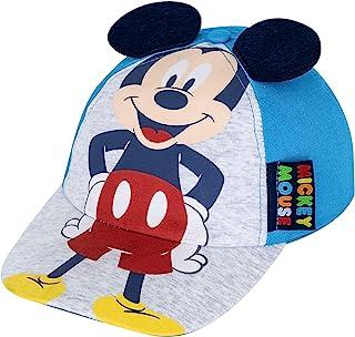 Disney Mickey Mouse Toddler Boys Cotton Baseball Cap Age 2-5