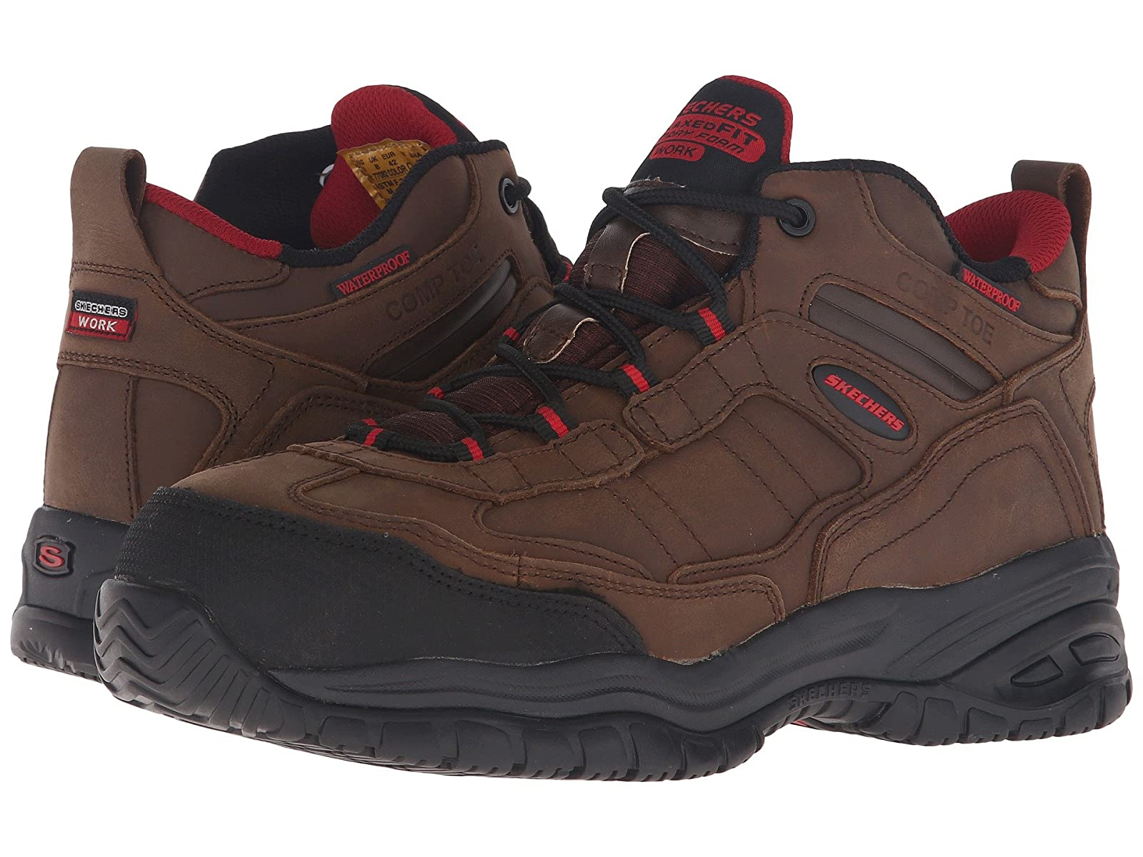 SKECHERS Work Soft Stride - GilbeCheap and distinctive eye-catching shoes