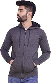 6TH AVENUE STREETWEAR Men's Hooded Sweatshirt