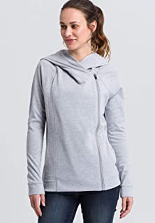 Erima Women's Essential Hooded Sweat Jacket