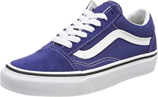 32d213d0f6fdd0 Vans Unisex Adults Old Skool Classic Suede Canvas Sneakers