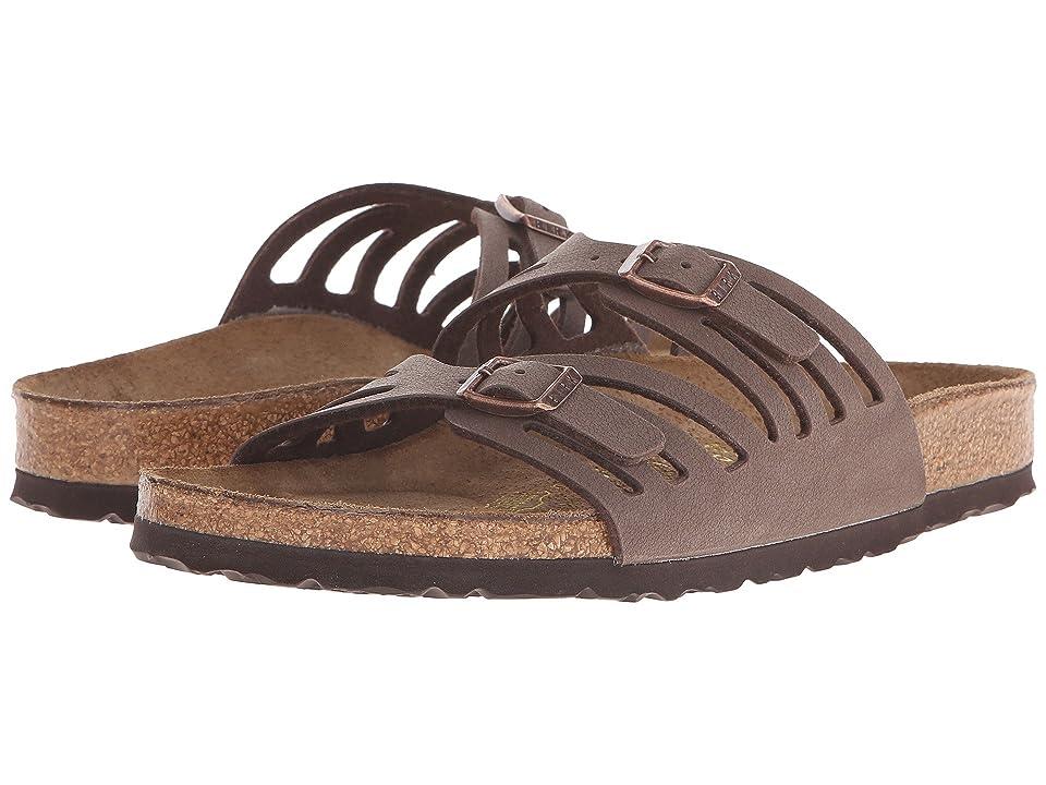Birkenstock Granada (Mocha) Women's Sandals