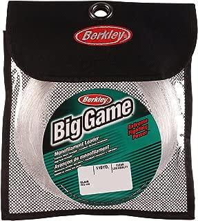 Berkley Trilene Big Game Monofilament Leader Coil