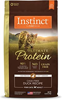 Instinct High Protein Cat Food, Ultimate Protein Grain Free Dry Cat Food