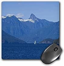 3dRose desolation الصوت ، كولومبيا البريطانية ، canada-cn02dpb0071لوحة ماوس ، 20.3x 20.3cm (MP _ 70768_ 1)