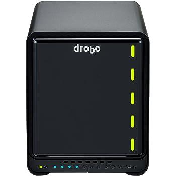 【日本正規代理店品】Drobo 5D3(Gold Edition) 外付HDDケース 5bay/Thunderbolt3&USB3.0/キャッシュ用SSD128GB/5年保証 PDR-5D3GLD