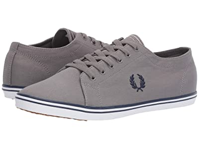 Fred Perry Kingston Twill (Falcon Grey/Carbon Blue) Men