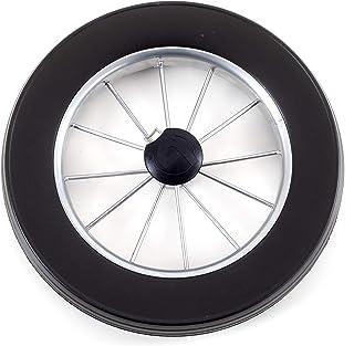 Andersen - Rueda para carro de compra ROYAL, Ø 250 mm, rueda con radios
