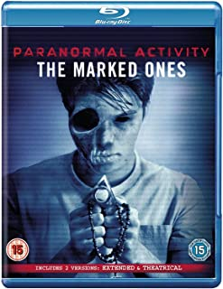 Paranormal Activity: The Marked Ones | Blu-ray | Arabic Subtitle Included