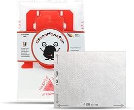 FILTRO SACCHETTI 10 Sacchetto per aspirapolvere per AEG SMART 485 2 FILTRI
