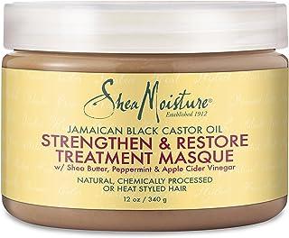 SheaMoistureJamaican Black Castor Oil Strengthen, Grow & Restore Treatment Masque | 12 fl.oz.