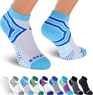 funky compression socks running