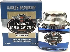 Legendary de Harley Davidson Eau de Toilette Natural Spray Vapo Free Space 50ml