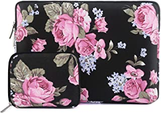 MOSISO Laptop Sleeve Bag Compatible 15 Inch New MacBook Pro with Touch Bar A1990 & A1707 2018 2017 2016 with Small Case, A...