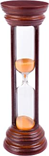 Hourglass – Hour Glass – Sand Hourglass Timer - Sand Glass - Hourglass Sand Timer - Sand Timer - Hourglass Sand - 5 Minute Sand Timer - 5 Minutes Sand Clock - Sand Clock Timer - The Hourglass