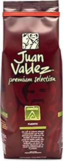 Juan Valdez Coffee Intense Cumbre Medium-Dark Roast Whole Bean Colombian Coffee 17.6 oz