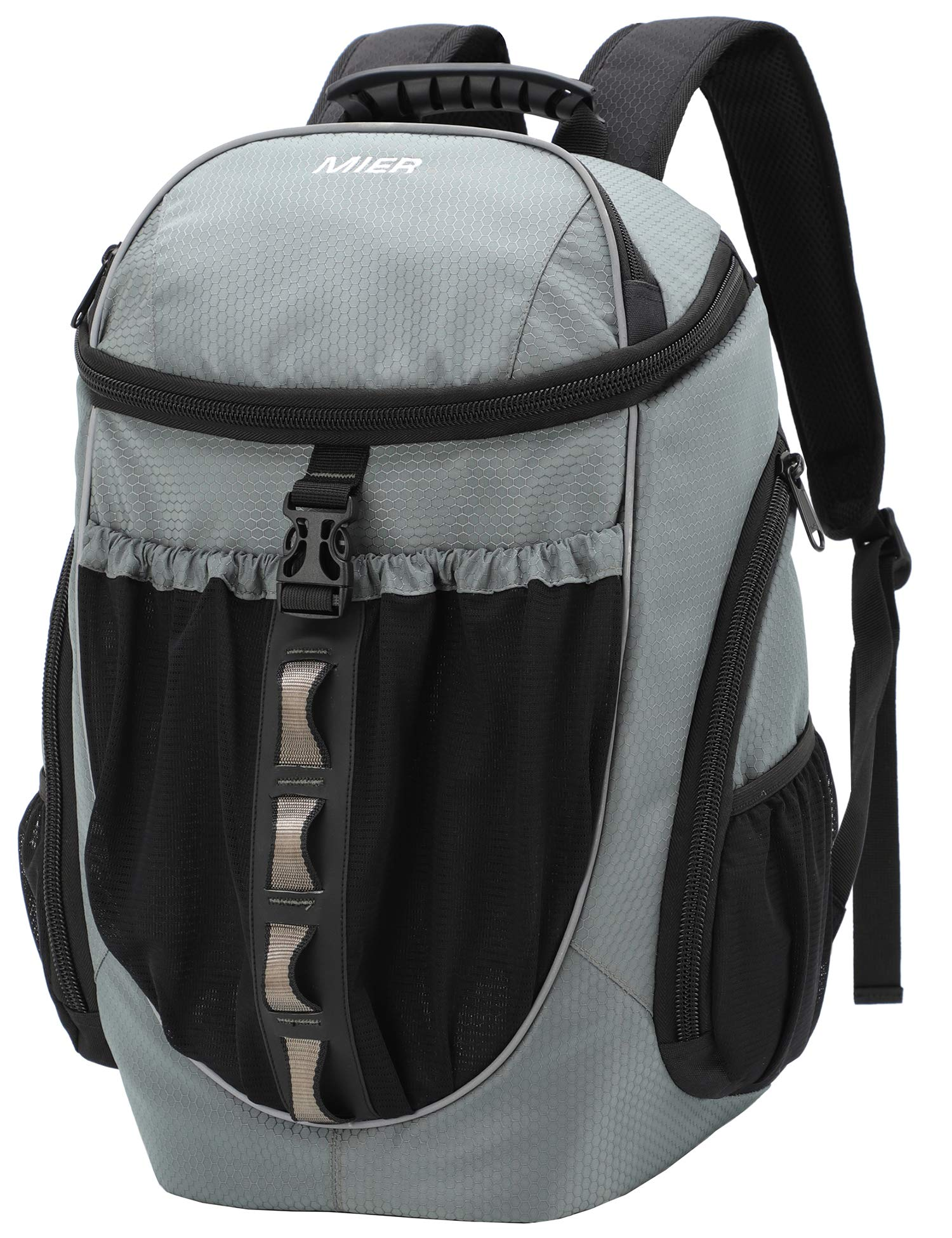 MIER Leakproof Backpack Insulated Compartment